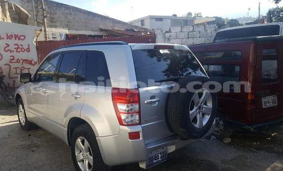 Acheter Occasion Voiture Suzuki Grand Vitara Gris à Petionville, Ouest