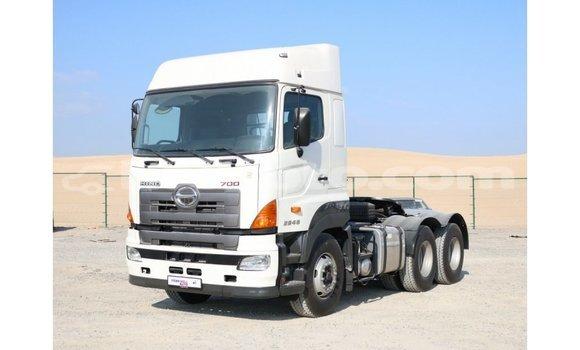 Acheter Importé Utilitaire Hino 300 Series Blanc à Import - Dubai, Artibonite