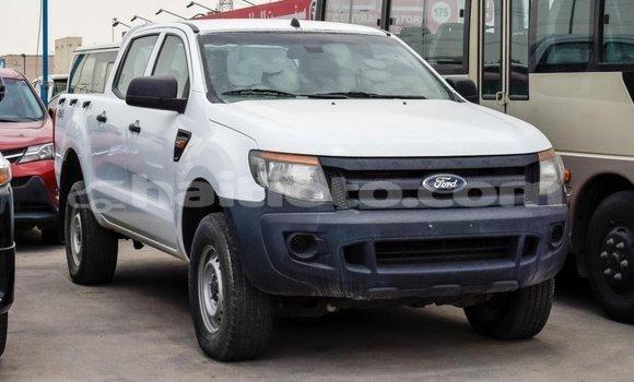 Acheter Importé Voiture Ford Ranger Blanc à Import - Dubai, Artibonite