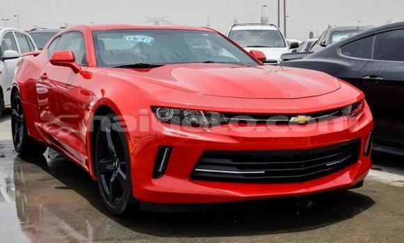 Acheter Importé Voiture Chevrolet Camaro Rouge à Import - Dubai, Artibonite