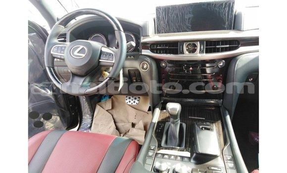 Acheter Importé Voiture Lexus LX Noir à Import - Dubai, Artibonite
